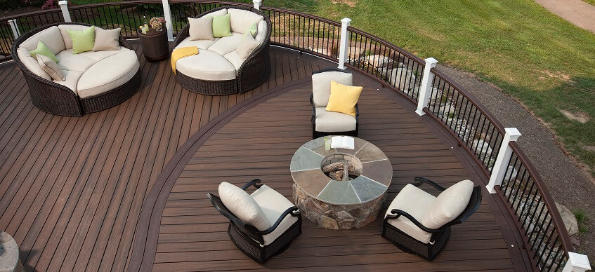 Best decking material, wood decks, Composite decking